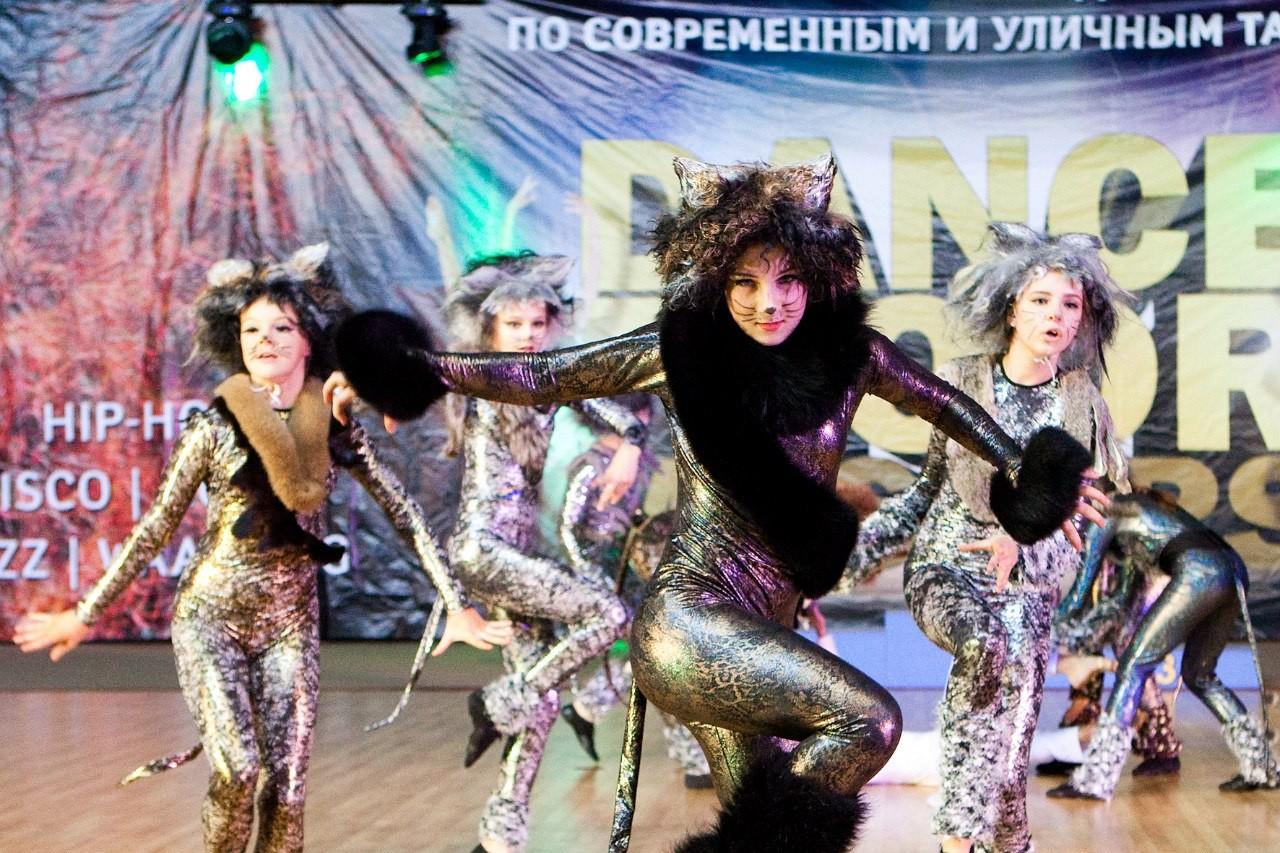 Танцевальное шоу 3